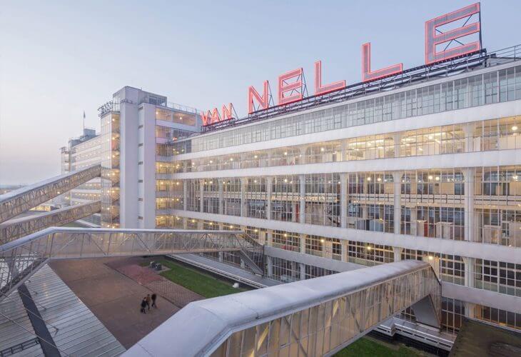 Van Nelle Fabriek – Rotterdam
