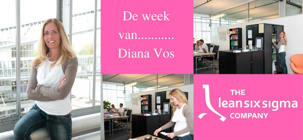 De week van Diana Vos
