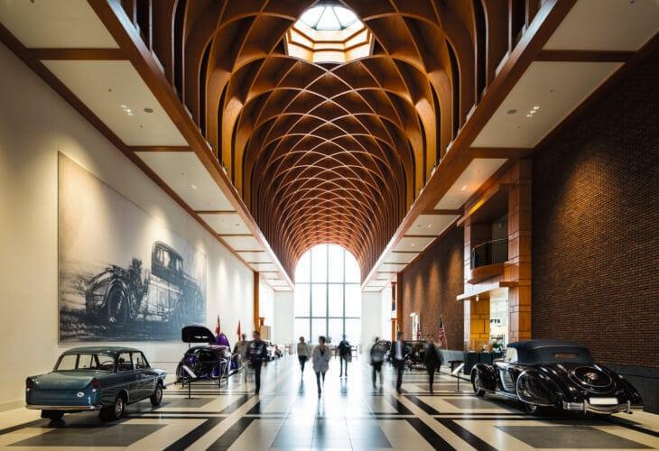 Louwman automuseum Den Haag